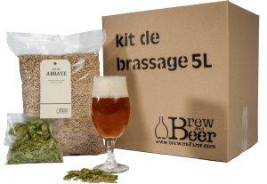 meilleur kit de brassage de bière