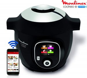 Cookeo plus connect