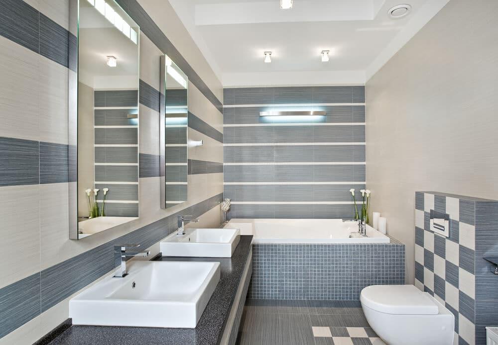 Les 6 plus beaux miroirs de salles de bain avec éclairage ...