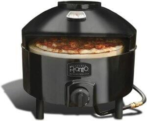 mini four à pizza au gaz