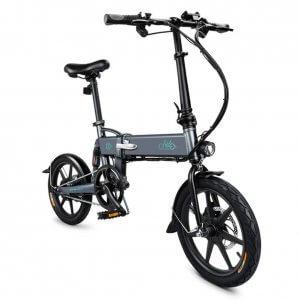 meilleur vélo électrique pliant Fido d2