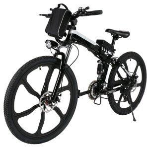 meilleur vélo électrique pliant Laiozyen