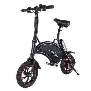 meilleur vélo électrique pliant Windgloo