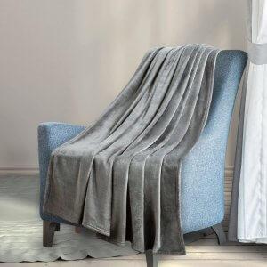plaid pour canapé Bedsure
