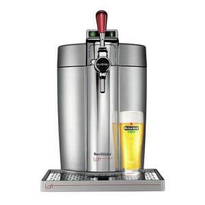 La tireuse à bière BeerTender VB700E00 de la marque Krups & Heineken