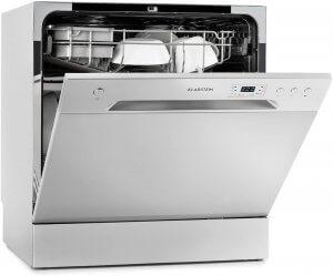 Mini lave vaisselle Amazonia 8