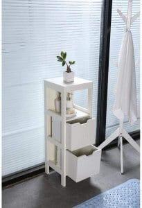 petit meuble de toilettes