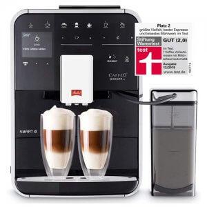 La machine à café et boissons chaudes Melitta Barista TS Smart F850-102