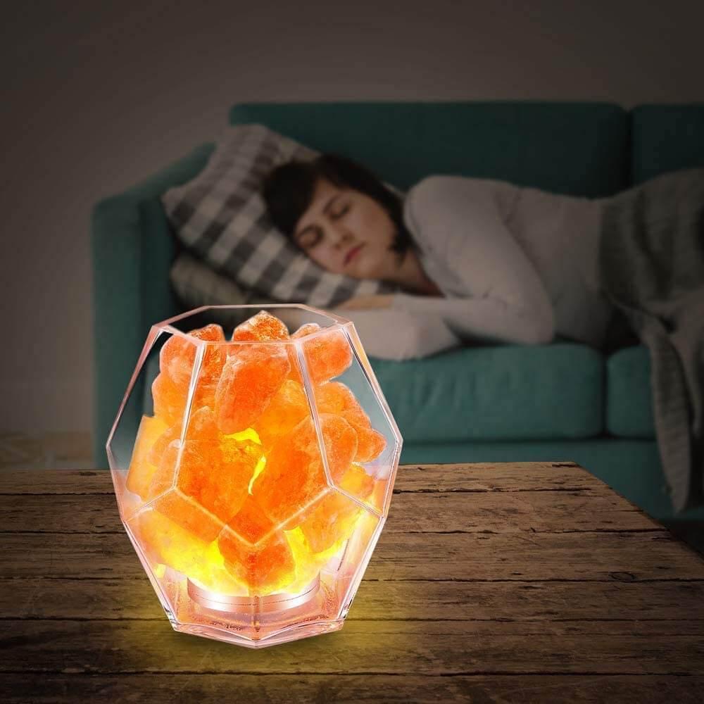lampe de sel ionisante