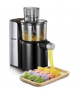 machine à pâtes automatique de Geker