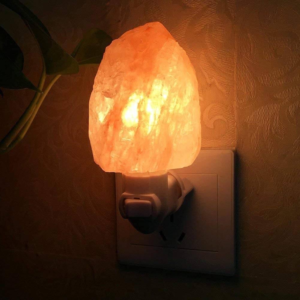 veilleuse lampe de sel