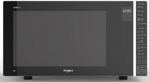 Four micro-ondes combiné Whirlpool MWP 303 SB Comptoir