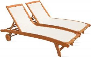 bain de soleil de Oviala