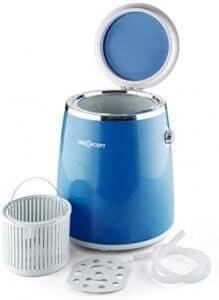 machine à laver de camping Ecowash-Pico de OneConcept