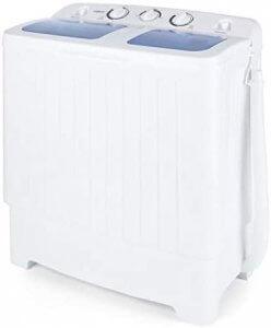 mini machine à laver Ecowash XL de OneConcept