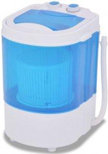 mini machine à laver de VidaXL