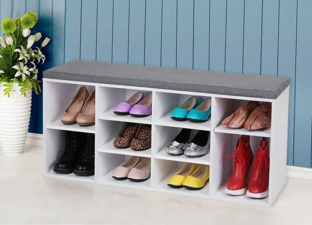 meuble à chaussure original