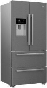 Réfrigérateur Beko GNE60530DX