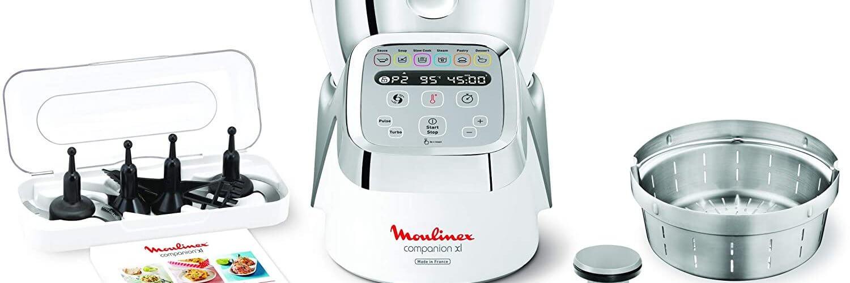 robot cuiseur Companion XL de Moulinex