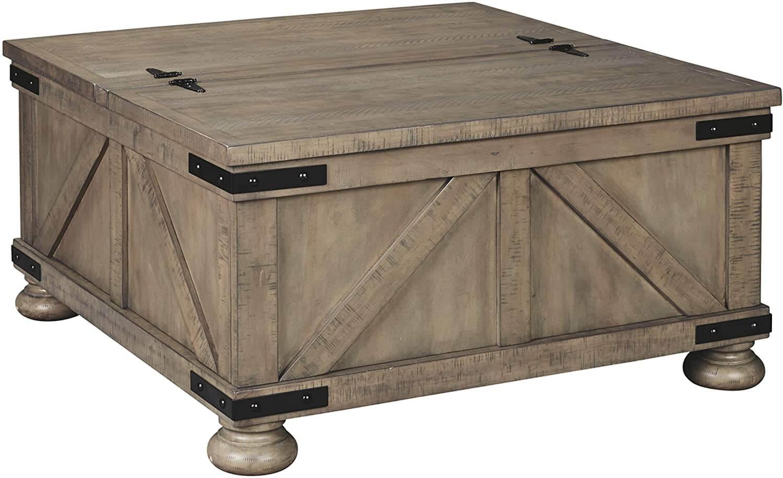 Signature Design Table Basse de Rangement