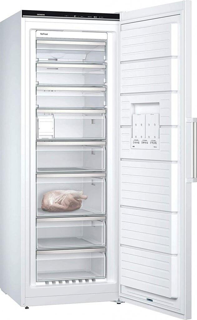 congélateur armoire GS58NAWDV iQ500 de Siemens