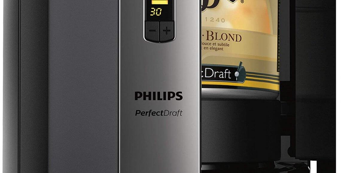 tireuse à bière domestique Philips Perfect Draft