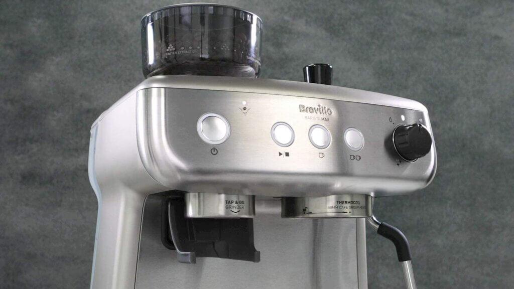 Cafetière Breville Barista Max