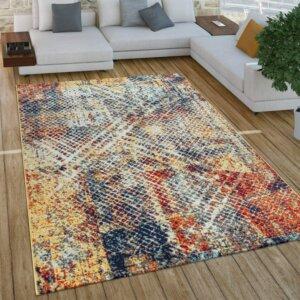 tapis look industriel