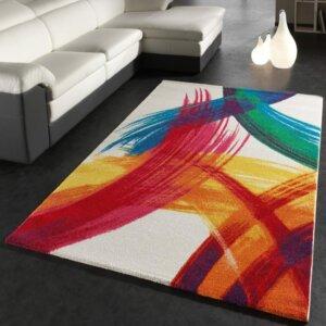 tapis coloré