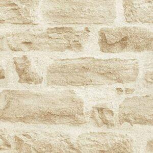 papier peint pierre